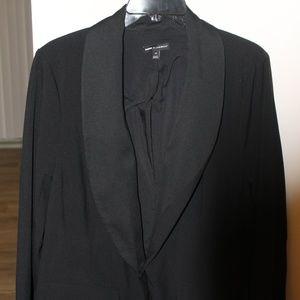 Glamour x Lane Bryant Tuxedo Jacket